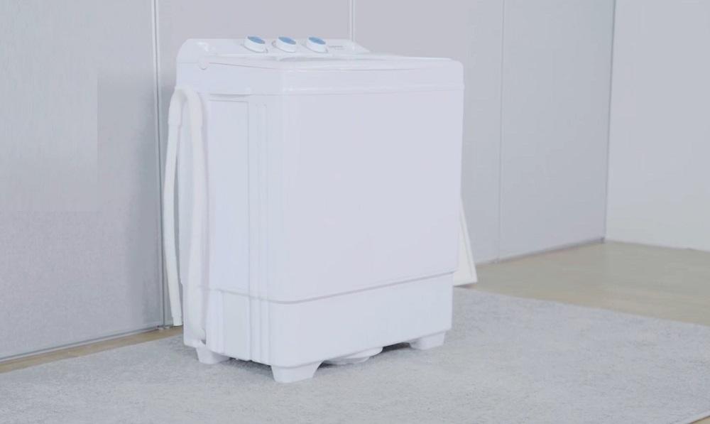 KUPPET Compact Twin Tub