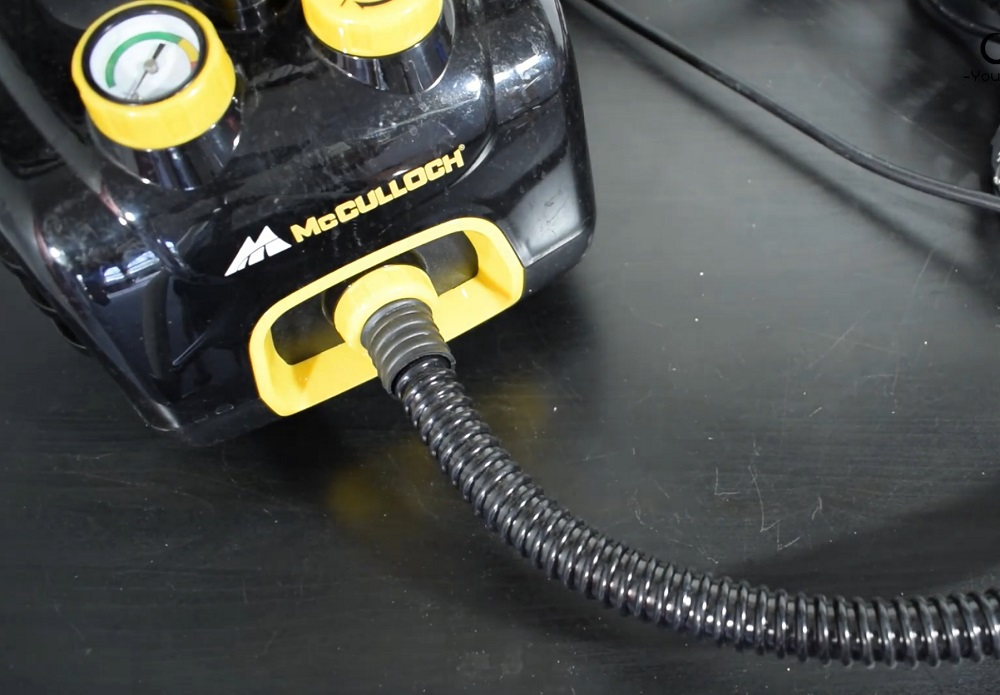 Steam Cleaner by McCulloch