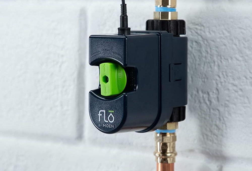 Wireless Water Shut Off Valves