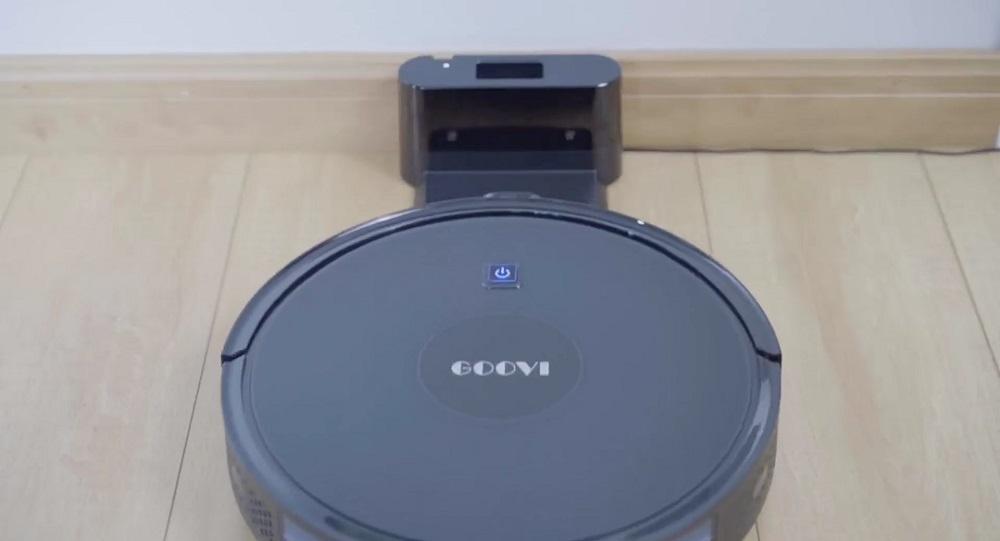 GOOVI 1600PA Robotic Vacuum
