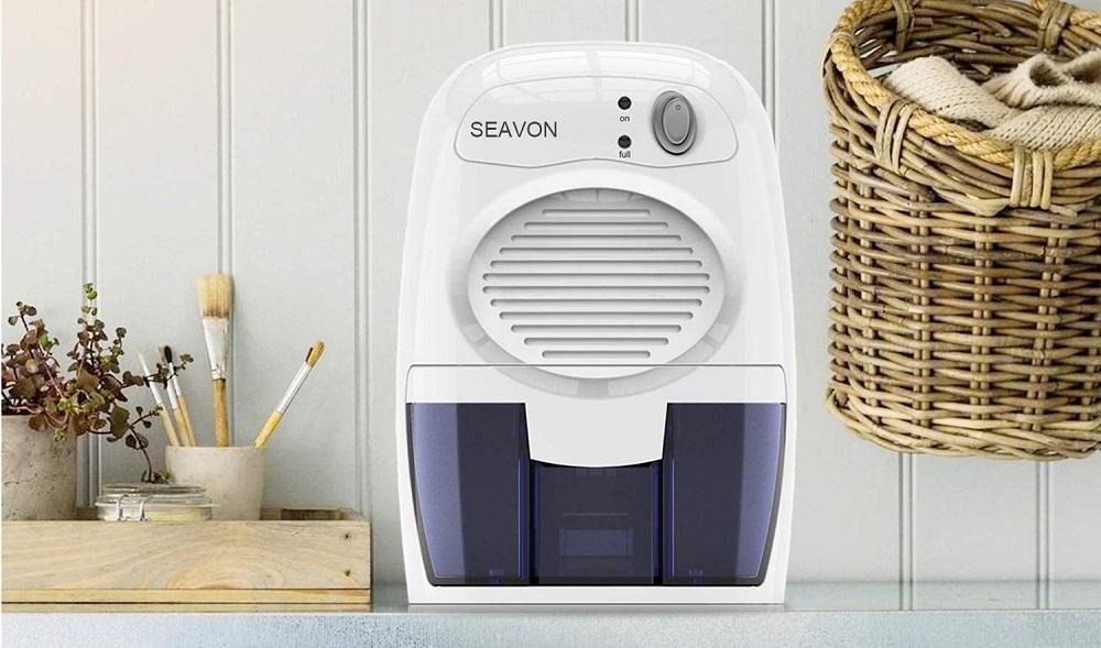 SEAVON Electric Dehumidifiers for Home