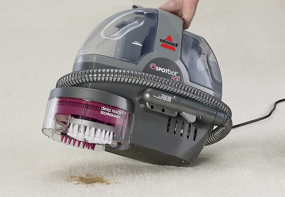 Bissell 33N8A SpotBot Portable Carpet and Upholstery Cleaner
