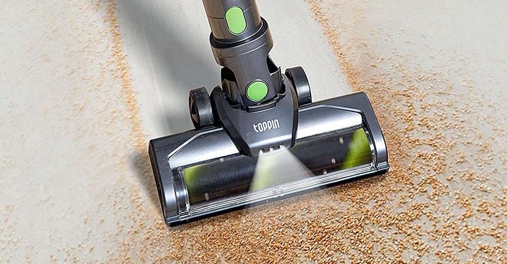 TOPPIN Stick Vacuum