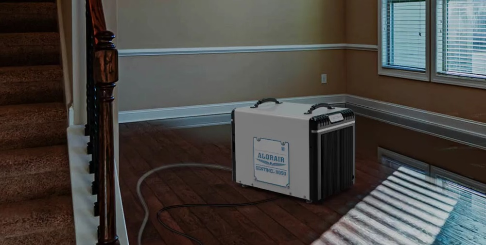 Dehumidifier For Crawl Space