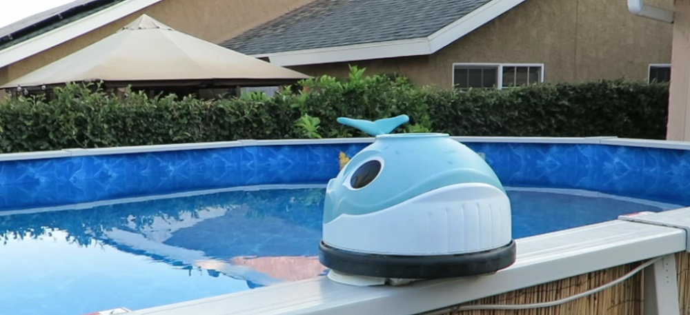 Hayward 900 Wanda the Whale Suction Above-Ground Pool Cleaner Review