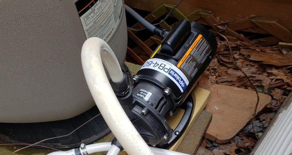 POLARIS PB4-60 OEM Booster Pump