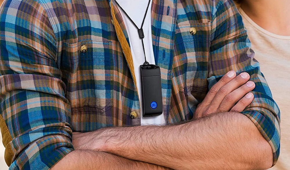 Wearable Personal Air Purifier Reviews