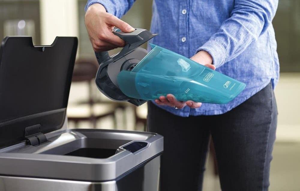 Wet Dry Handheld Vacuum