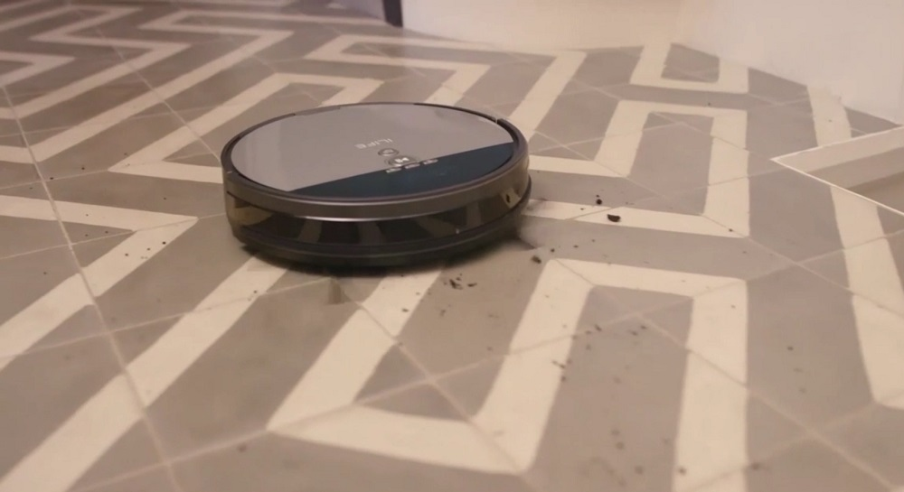 ILIFE V8s, 2-in-1 Robot Vacuum and Mop