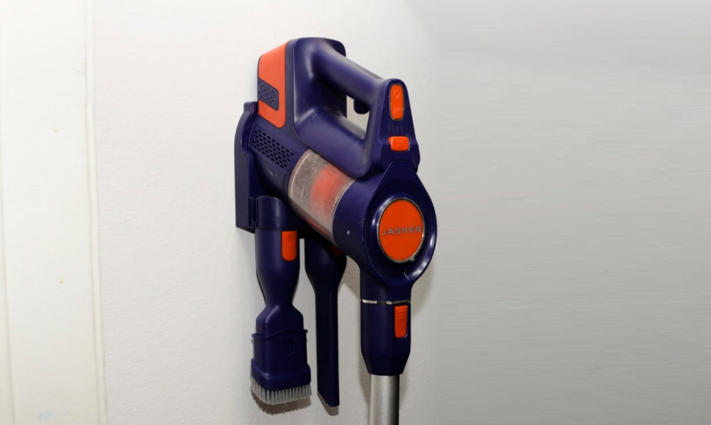 JASHEN D18 Cordless Stick Vacuum