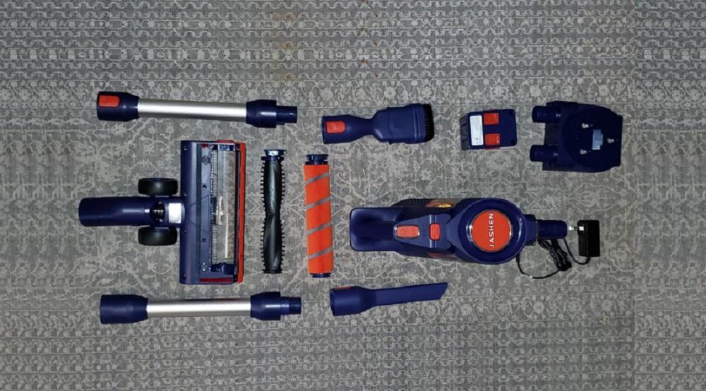 JASHEN D18 Stick Vacuum Review