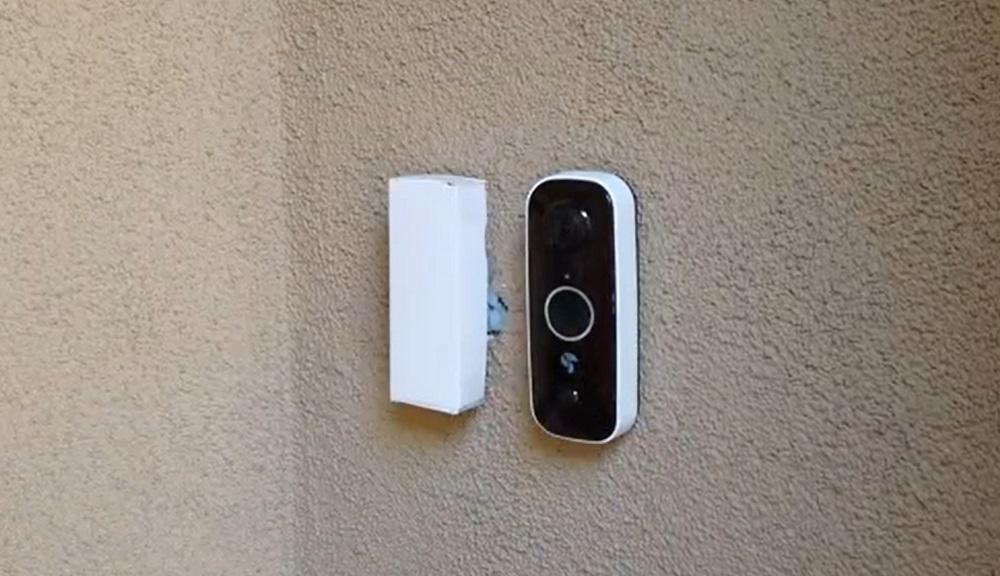 TOUCAN Video Doorbell Camera