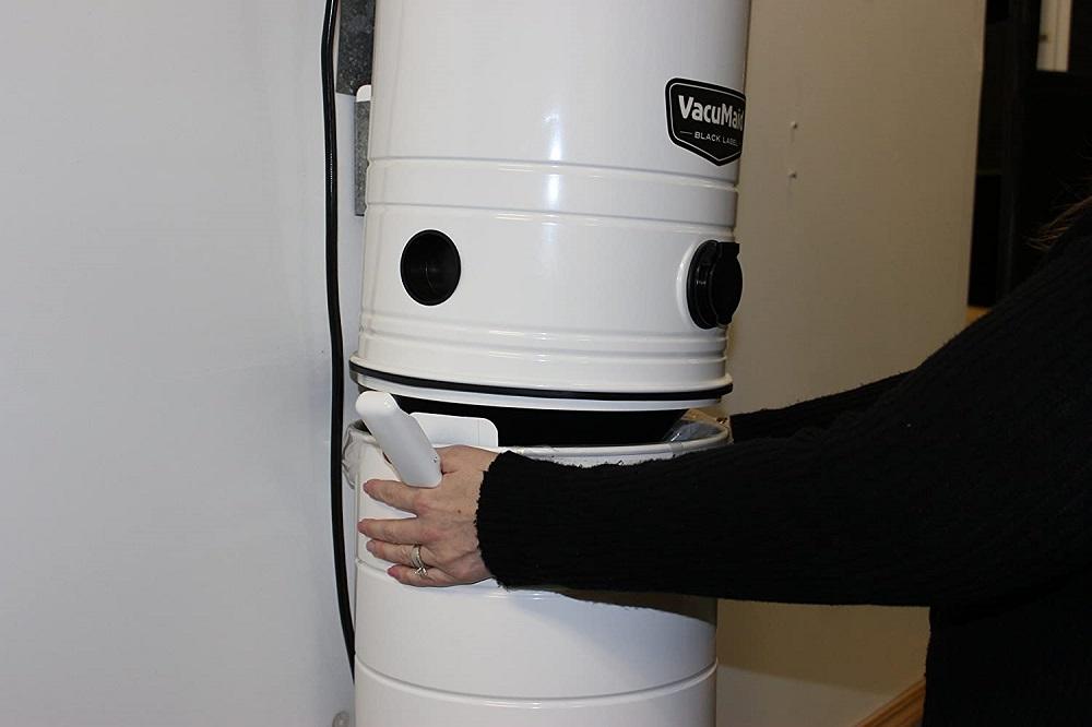 VacuMaid BL54 Central Vacuum