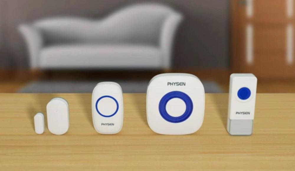 Wireless Doorbell PHYSEN