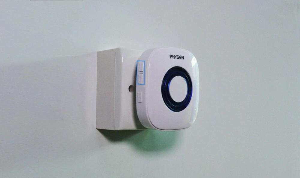 Wireless Doorbell PHYSEN Review