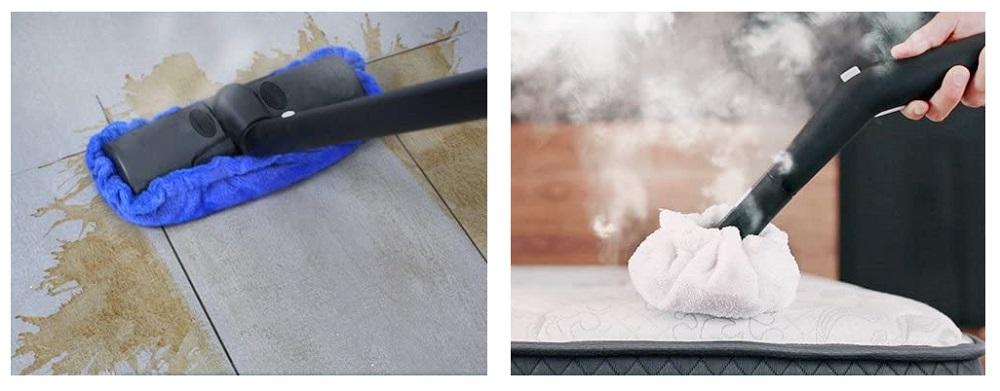 High Pressure High temperature Steam Cleaning