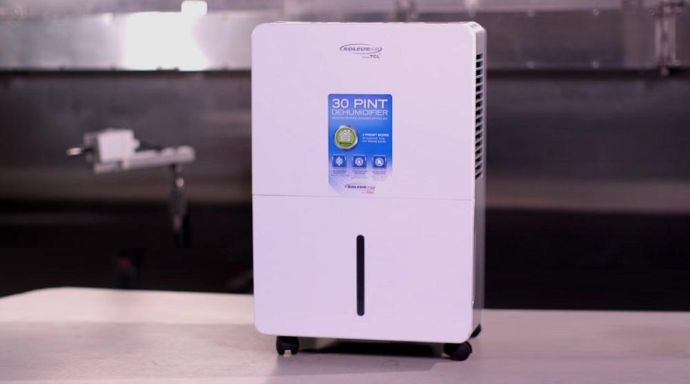 Dehumidifier for Basements