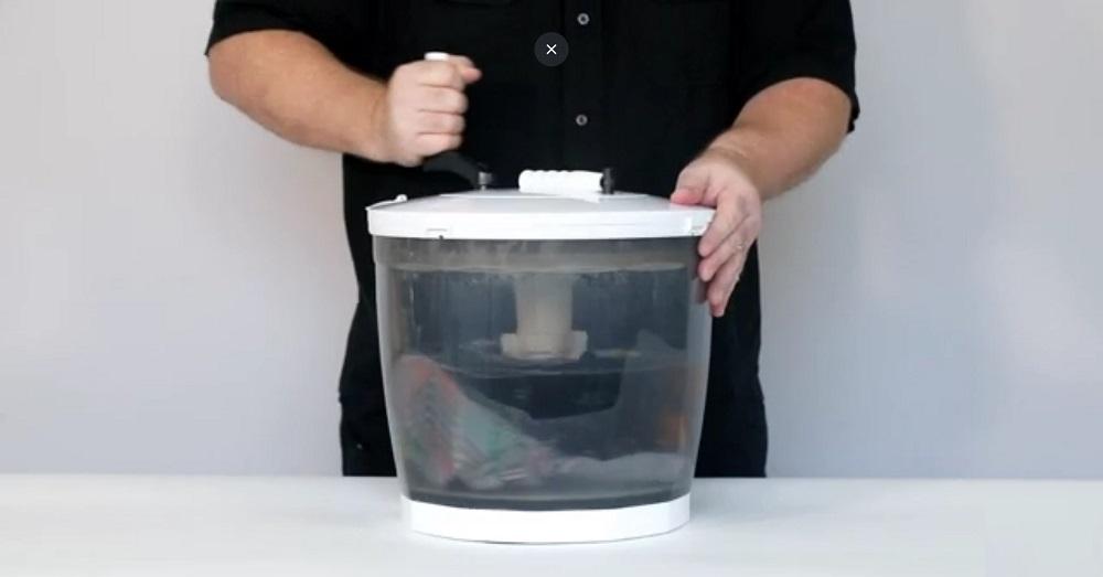 Manual Washer