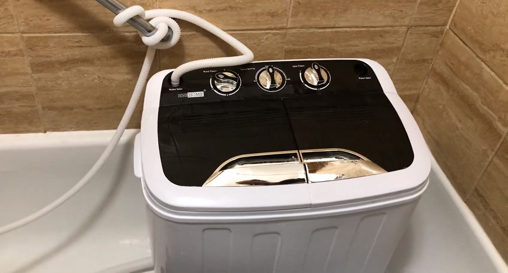 Top Loading Portable Washer