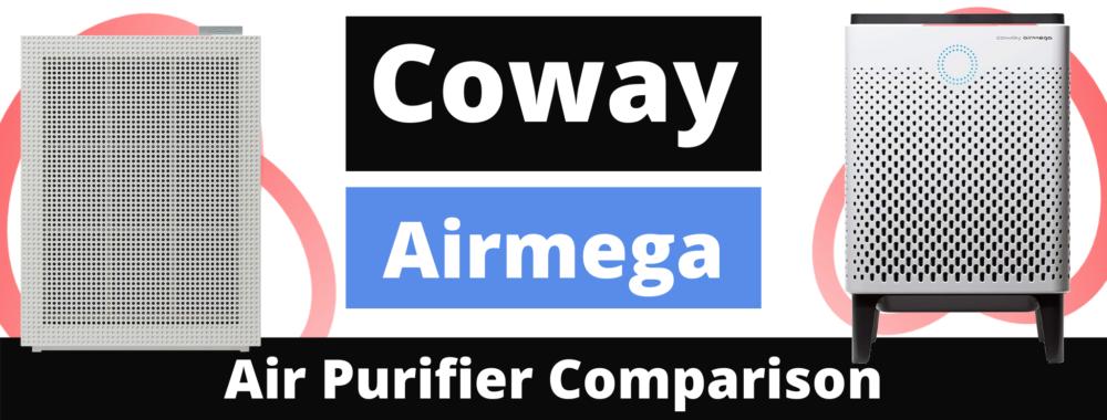 Coway Airmega Air Purifier Comparison