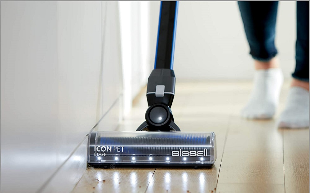 Bissell ICONpet Edge Cordless Vacuum 2894A Review