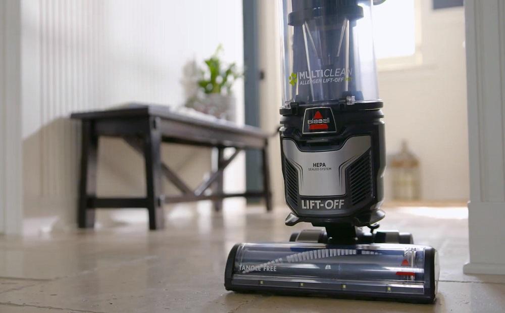 Bissell MultiClean Allergen Lift-Off Pet Slim Upright Vacuum 31259