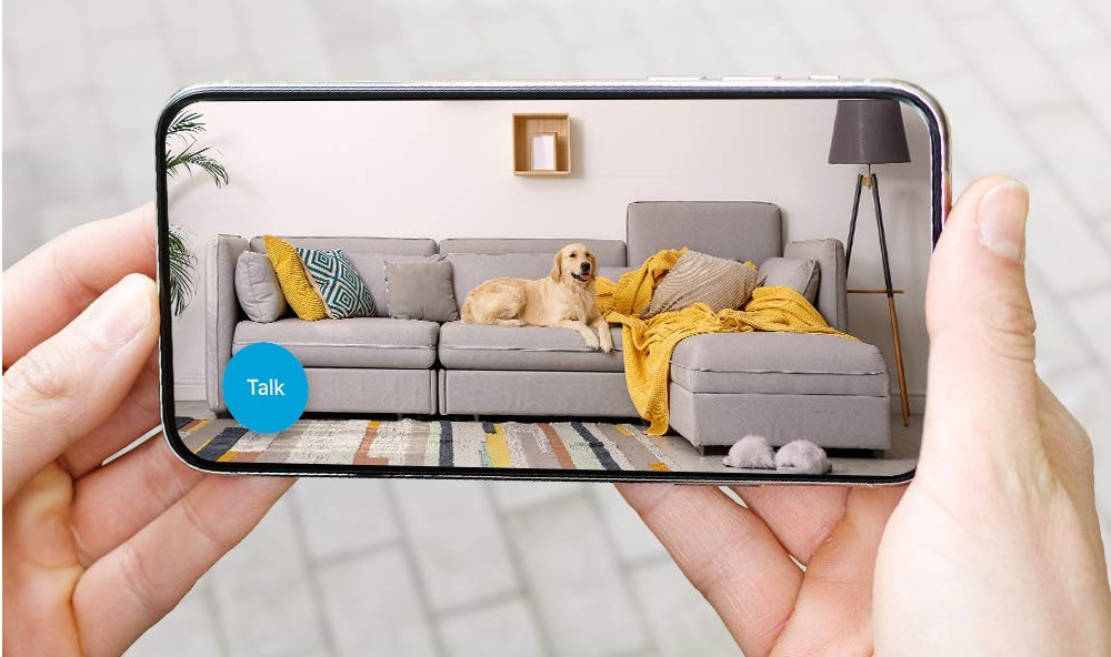 Blink Indoor – wireless HD security camera