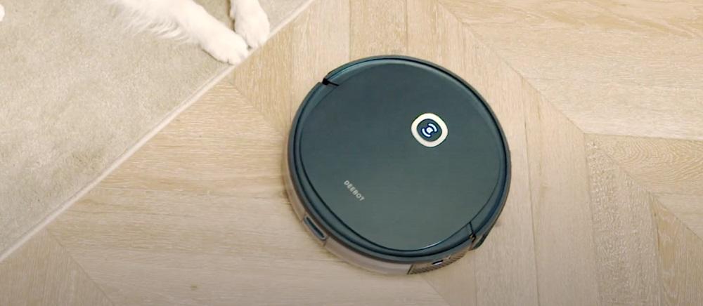 Ecovacs Deebot U2 Pro Robot Vacuum