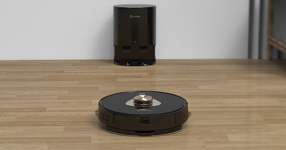 Coredy L900X Robot Vacuum Review