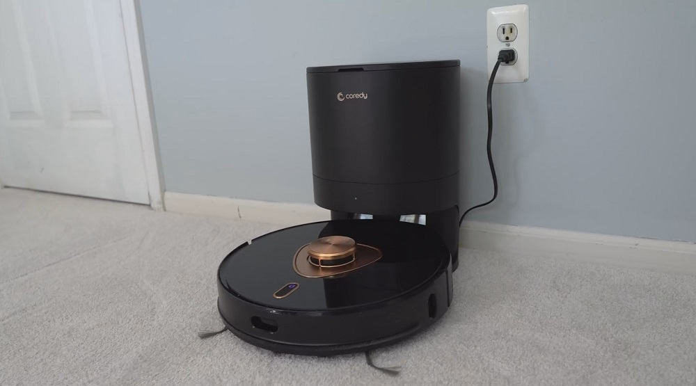 Coredy L900X Robot Vacuum Review [with Self Emptying Base]