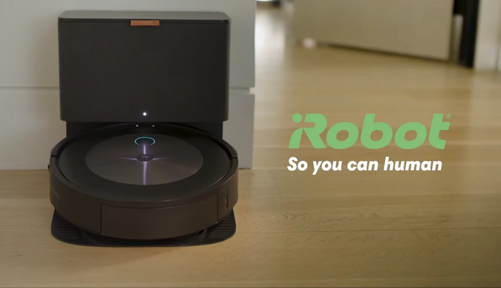 iRobot Roomba j7+ (7550) Self-Emptying Robot Vacuum – Identifies and avoids obstacles like pet waste & cords