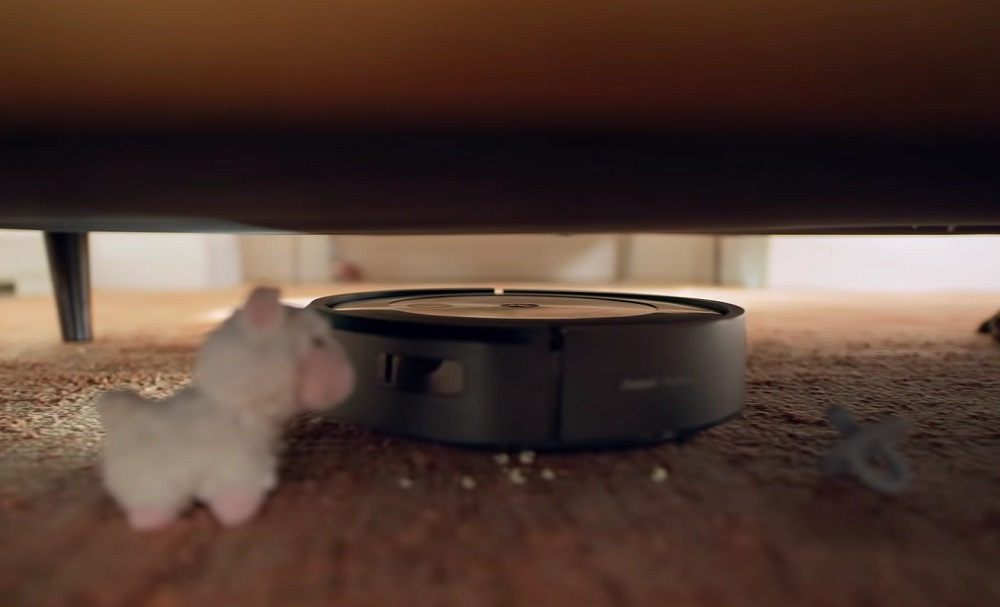 iRobot Roomba j7+ (7550) Self-Emptying Robot Vacuum
